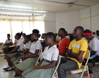 Vers la création de clubs de santé dans des écoles à Martissant