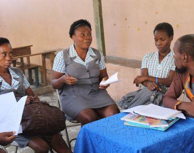 Journées de formation pour enseignantes de kindergaten par le BTT